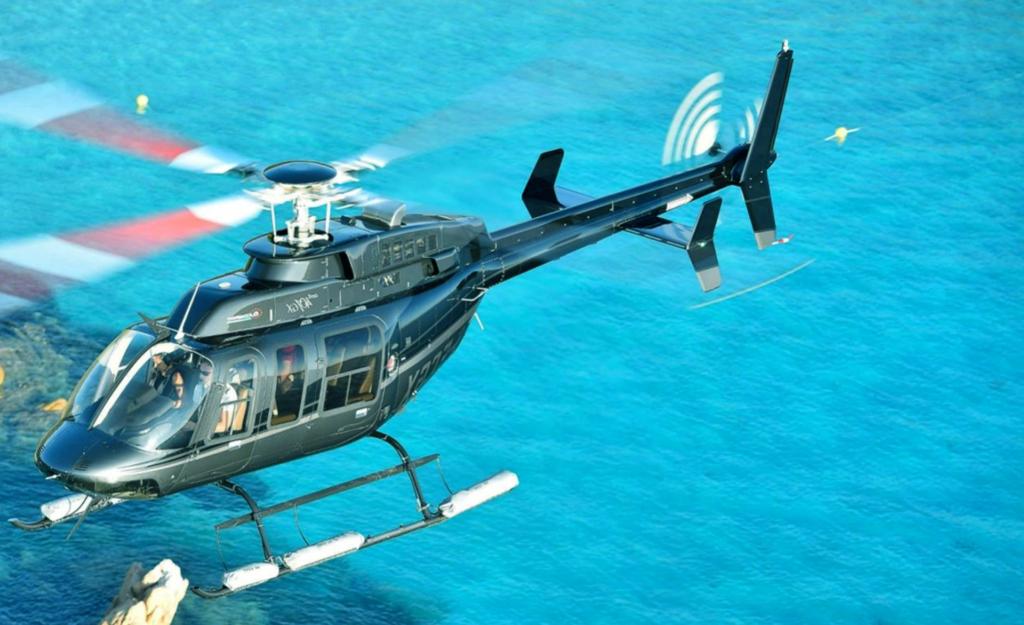Helicopter Sky Tour Amalfi Coast
