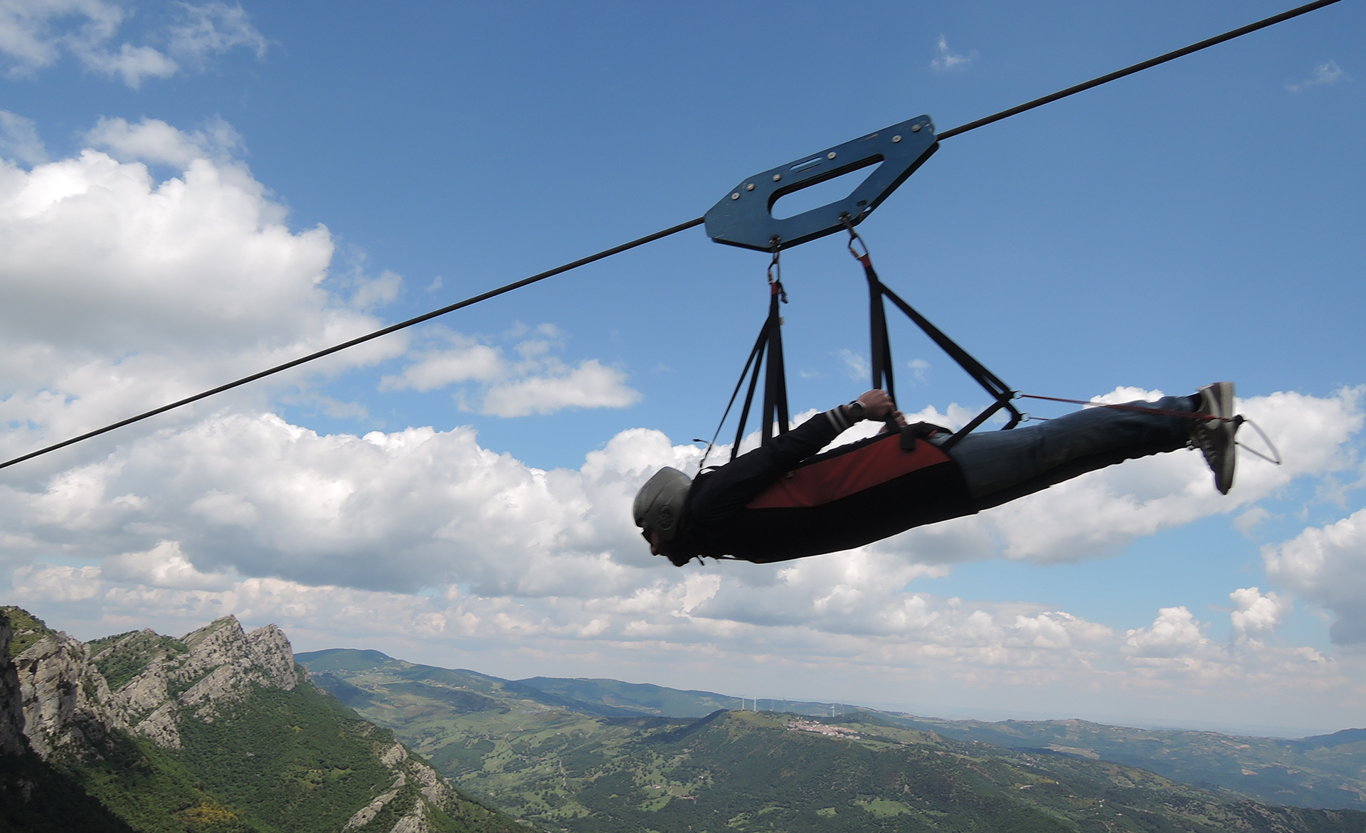 Amalfi Coast Activities: Angel Flight Volo dell'Angelo Basilicata