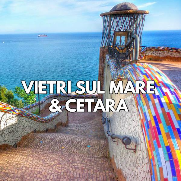 Amalfi Coast Activies - Visit Vietri and Cetara