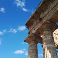 Paestum Temples Salerno Campania Italy