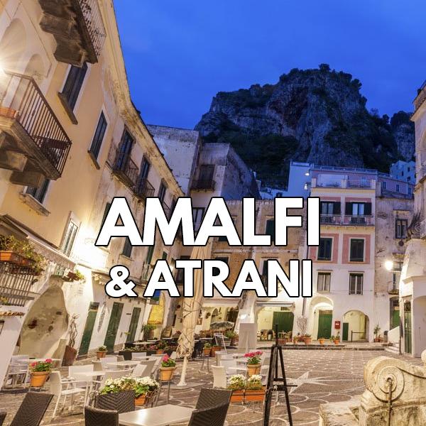 Amalfi Coast Activies - Visit Amalfi and Atrani