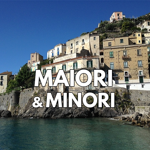 Amalfi Coast Activies - Visit Maiori and Minori